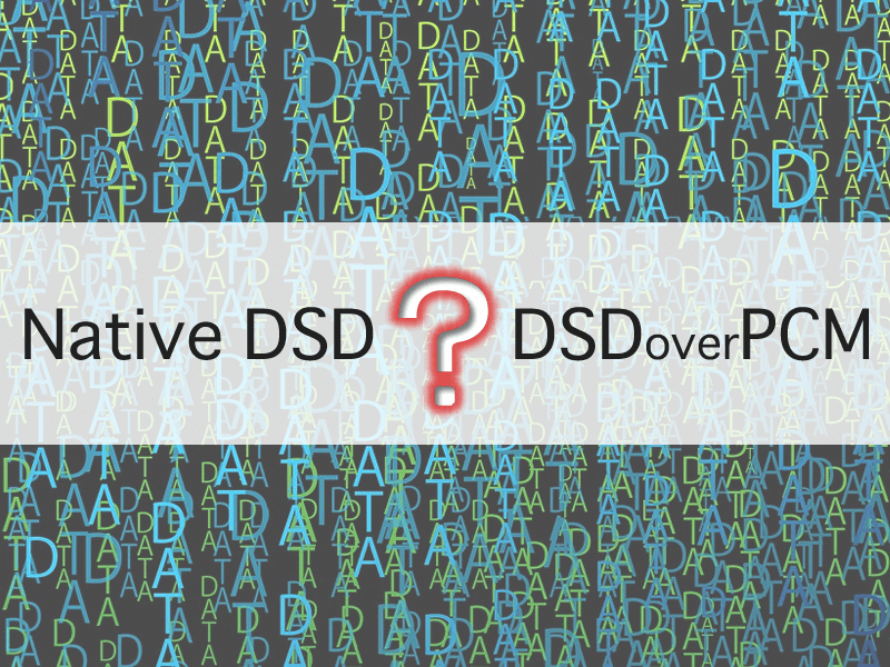 DoPとNative DSD