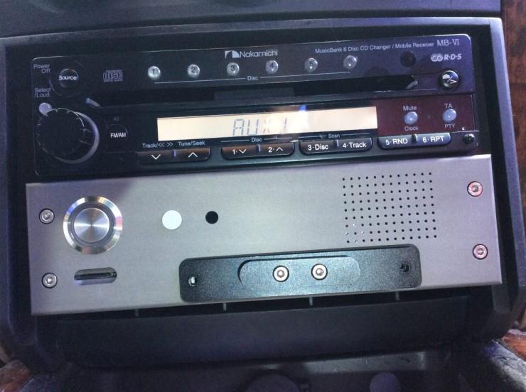 車で使うWMiniDAC:g様
