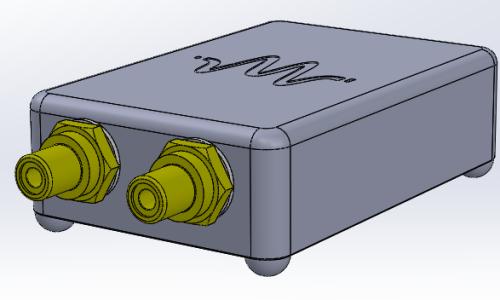 USB/ 同軸 アイソレーター比較テスト