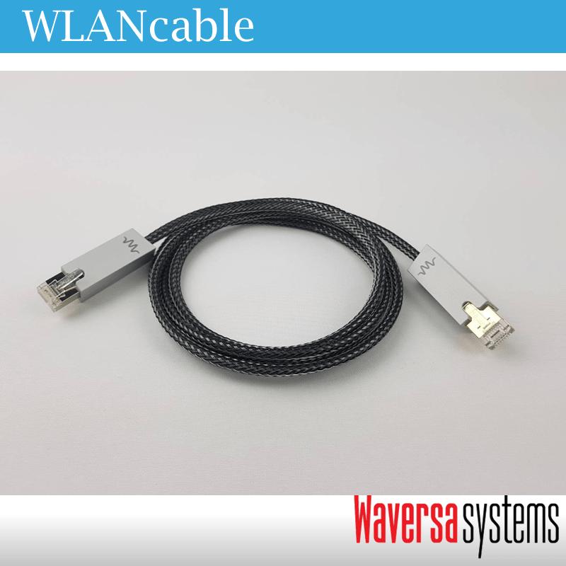 高音質再生オーディオ専用LANケーブル WaversaSystems WLANcable