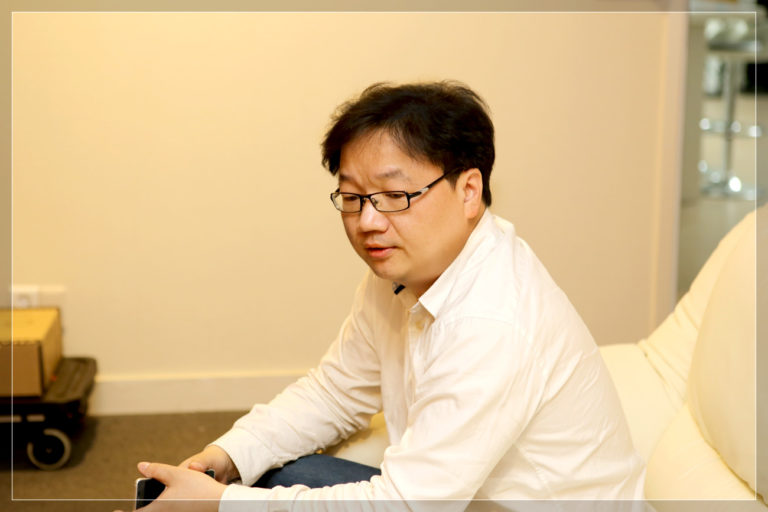 Waversa Systemsシンジュンホ代表インタビュー