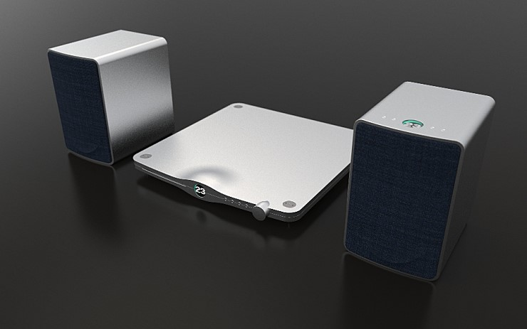 Waversa Speaker System 1