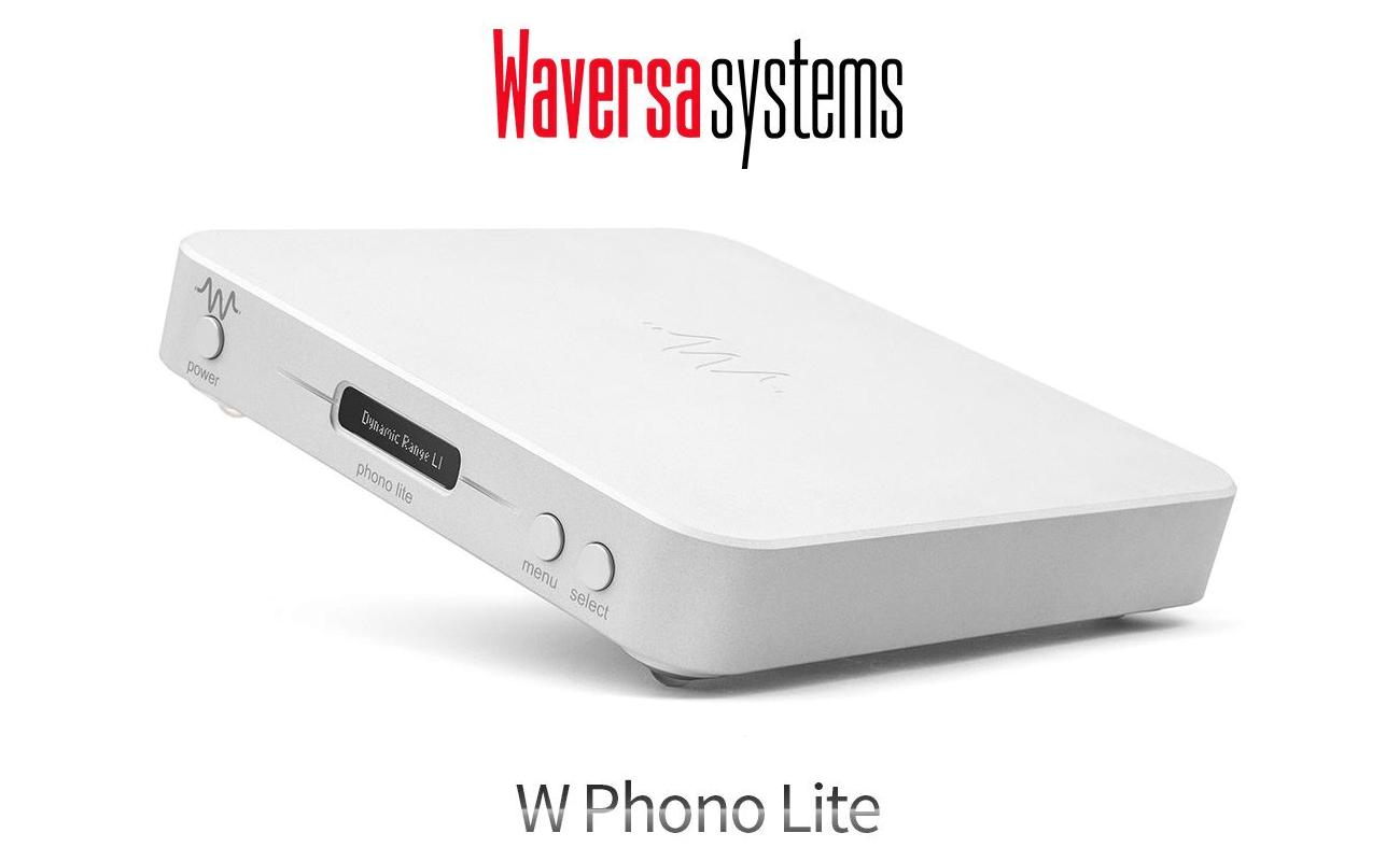 アナログとデジタルの最高の技術力が生み出した成果 Waversa Systems WPhono-Lite デジタルフォノアンプ