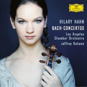 HilaryHahn BACH-Concertos