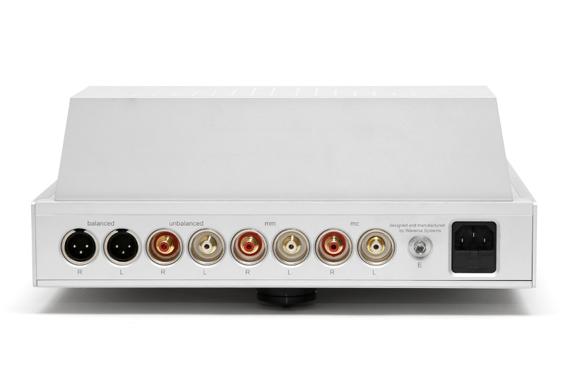 MCH PHONO : Multi-curved Hybrid Phono Amplifier 2
