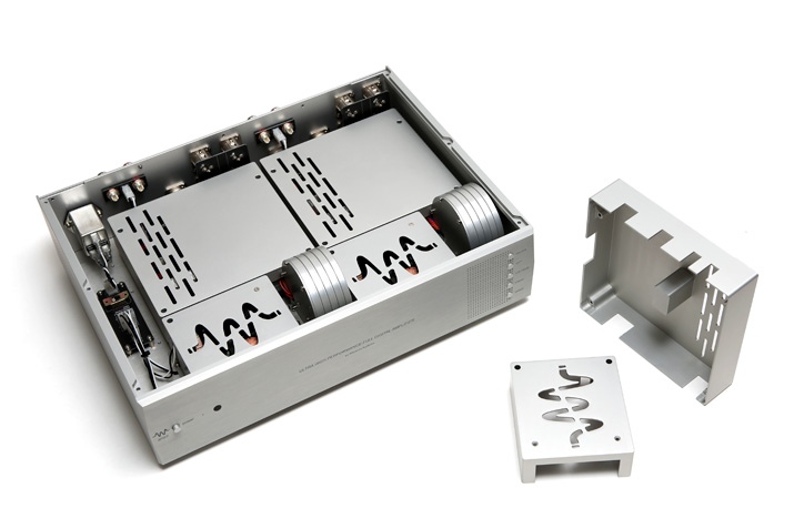 WAMP2.5 Full Digitial Integrated Amplifier 8
